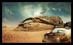 Dakar by kntz