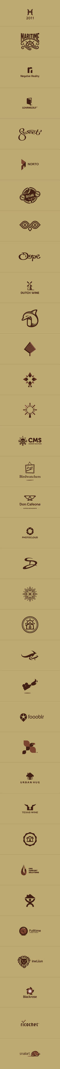 Logo Collection 2011 by kntz