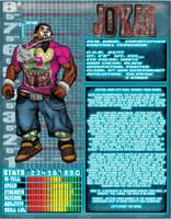 J(8)'KAH Profile by JokerIsBack