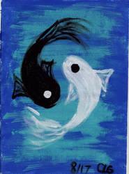 Yin Yang by TorchFlame27