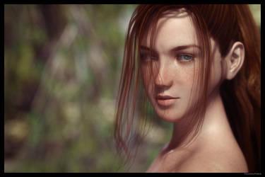Remember That Girl.... by Renderfem