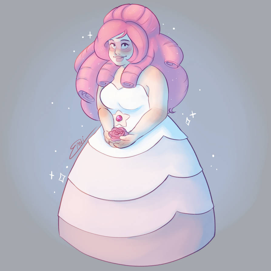 """You know Rose...She always did what she wanted!"" I'm so in love with Steven Universe"
