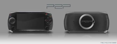PSP2 Concept by HellHoundx666