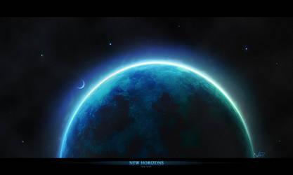 New Horizons by HellHoundx666