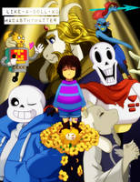 Undertale Anniversary/Switch Release by MadAsThyHatter
