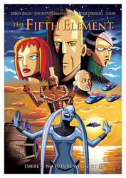 The Fifth Element by ivewhiz