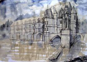 french baroque architecture by magic-ravioli