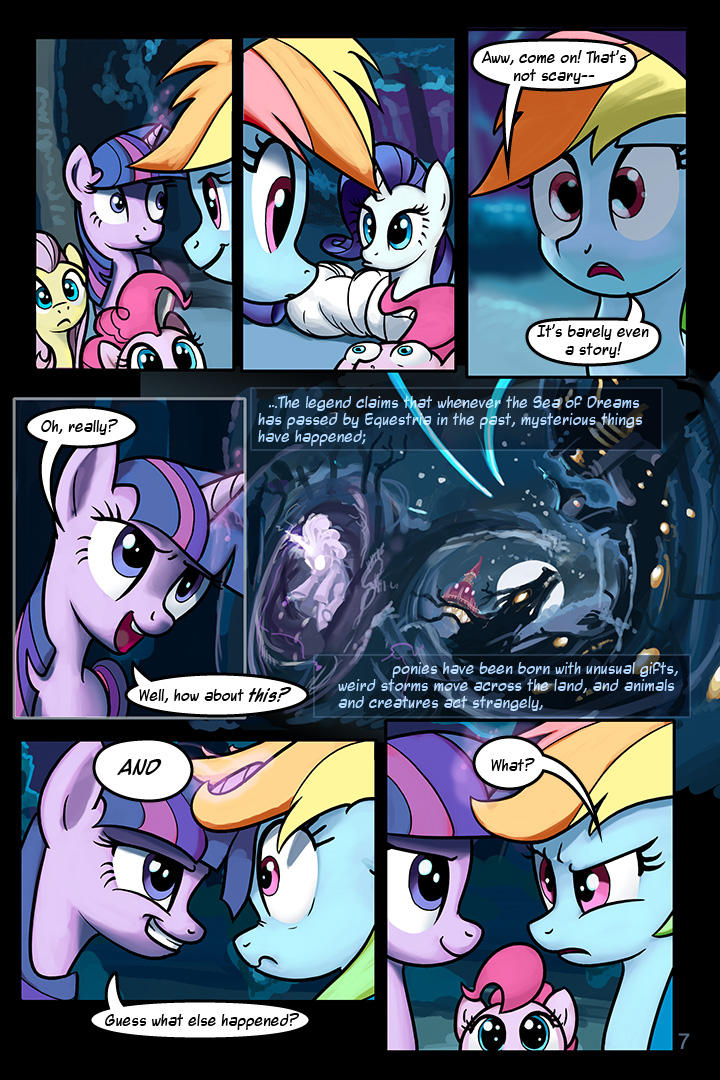 Prologue: My World - Page 07 by theinexplicablebrony