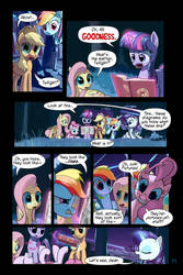 Prologue: My World - Page 11 by theinexplicablebrony