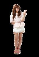 Eunji (Apink) PNG Render by MiHVVN