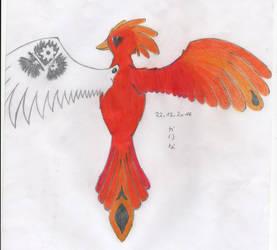 Phoenix by sakurayukichan2001