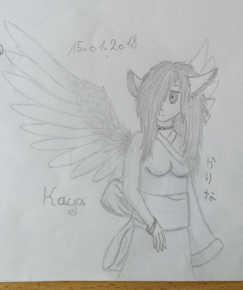 Kaya by sakurayukichan2001