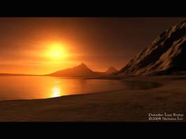 Paradise Lost Redux - Terragen by furryphotos