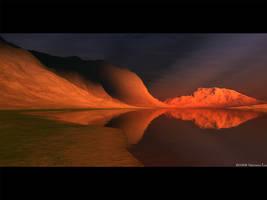 Ascension - Terragen by furryphotos
