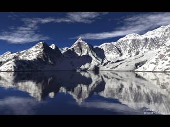 Clear II - Terragen by furryphotos