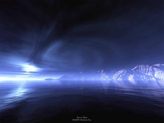 Arctic Bliss - Terragen by furryphotos