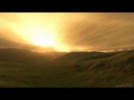 Utopian Bliss - Terragen by furryphotos