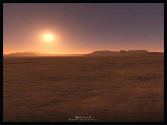 Isolation - Terragen by furryphotos