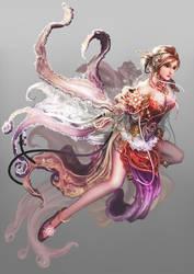 Shih Tzu by antilous