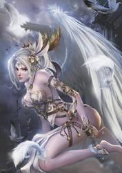 Angel in Heaven 2. by antilous