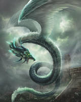 Wind dragon(Basic version) by antilous