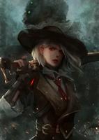 [Overwatch] Ashe by b1tterRabbit
