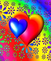 Straight Pride Valentines Day Card by Jc-Sparkz