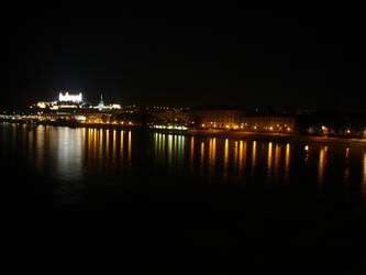 Night Bratislava 29.o9.2oo9 by edvordo