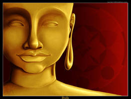 Buda by Giledhel-Narya