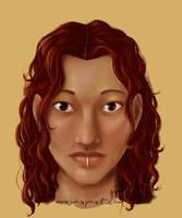 Skin tone practice by Giledhel-Narya