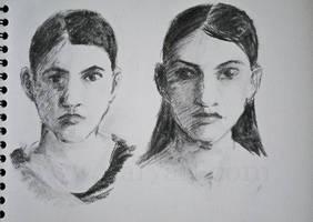 Charcoal by Giledhel-Narya