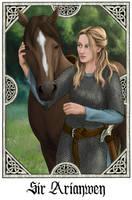 Sir Arianwen by Giledhel-Narya