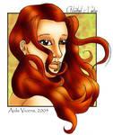 Wind in her hair... by Giledhel-Narya