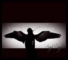 My Vengeful Angel by Giledhel-Narya