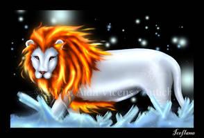 Iceflame by Giledhel-Narya