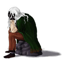 Drizzt Do'Urden - Loss by Giledhel-Narya