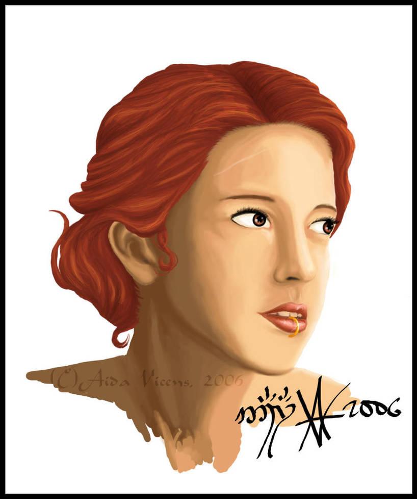 Narya avatar by Giledhel-Narya