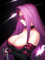 Rider:Medusa by MinamiKoyogi