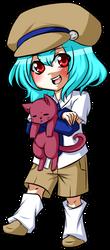 AoH: I Love Mr Kittyyyy by bluubey