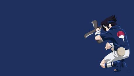 Uchiha Sasuke (Naruto) by Klikster