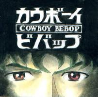 cowboy bebop by cardonapepe