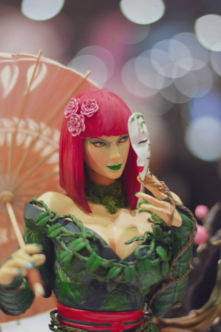 Poison Ivy by yukan00