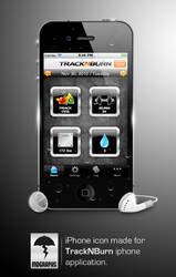 iPhone 4 for client by MDGraphs