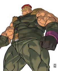 mad sergeant by Itadori-syu