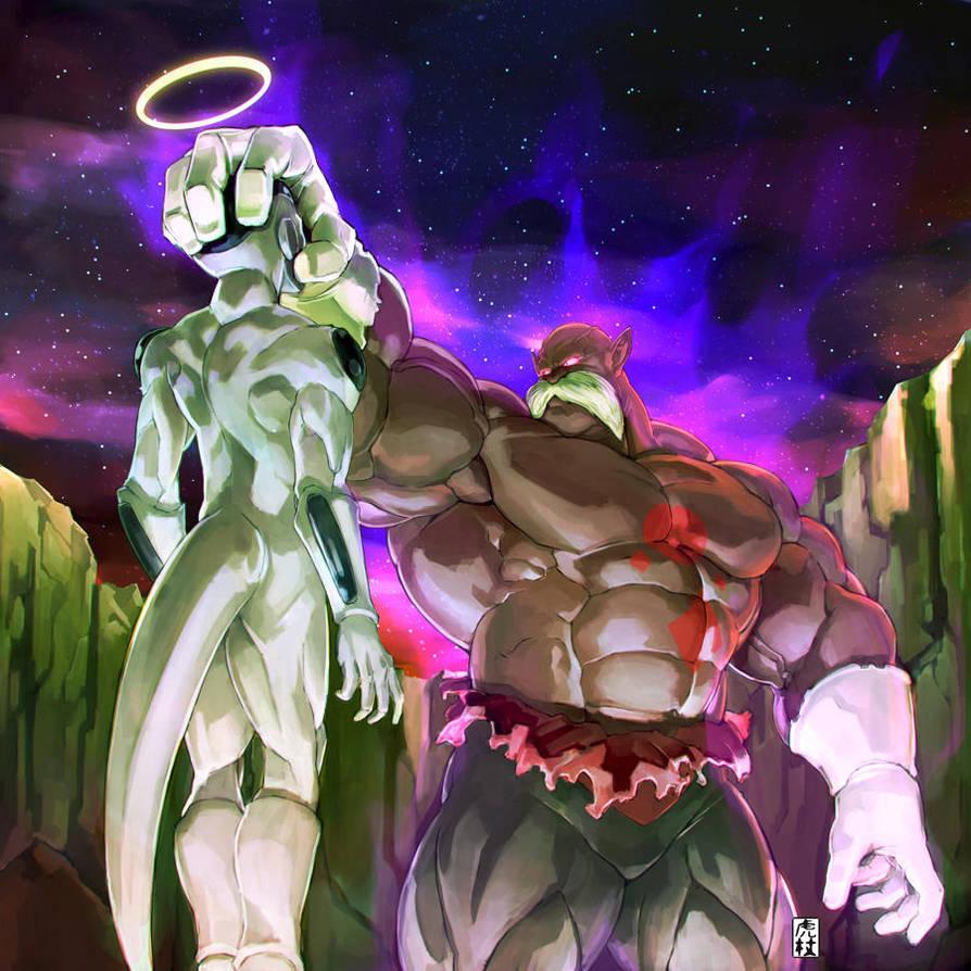 God of Destruction Toppo by Itadori-syu