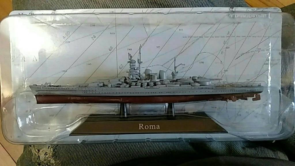 RN Roma figure by HunterDarkWolf