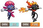 Pokemon Type Change by John-Zorcor