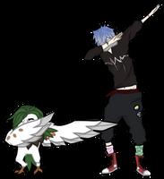 .when your pokemon evolves by vesinir
