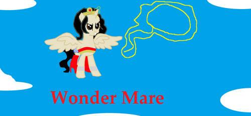 WonderMare Cover Art by Grantrules