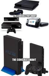 PlayStation 2 Meme by Grantrules